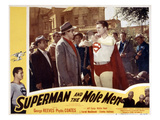 Superman And the Mole Men, Jeff Corey, George Reeves, 1951