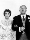 Father of the Bride, Elizabeth Taylor, Spencer Tracy, 1950