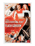 Flash Gordon, 1936