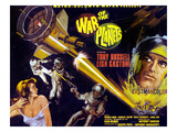 The War of the Planets, Lisa Gastoni, Tony Russell, Franco Nero, 1966