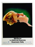 Rosemary's Baby, (AKA Le Bebe De Rosemary), Mia Farrow, 1968