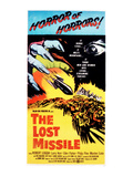 Buy The Lost Missile, 1958 at AllPosters.com