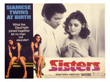 Sisters, Lisle Wilson, Margot Kidder, 1973