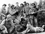 The Dirty Dozen, Clint Walker, Telly Savalas, Jim Brown, Trini Lopez, et al, 1967