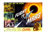 Flight to Mars, 1951