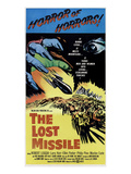 Buy The Lost Missle, 1958 at AllPosters.com