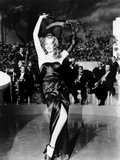 Gilda, Rita Hayworth, 1946, Performing