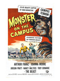 Monster On the Campus, Arthur Franz (Top), 1958
