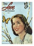 True Romance Vintage Magazine - May 1947 - Cover