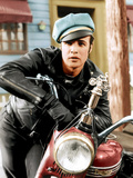 The Wild One, Marlon Brando, 1954