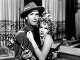 Destry Rides Again, James Stewart, Marlene Dietrich, 1939