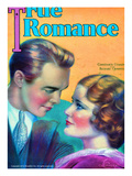 True Romances Vintage Magazine - May 1931 - Constance Cummings Richard Cromwell Paramount Painted