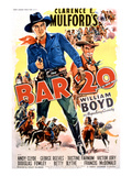 Bar 20, William Boyd, 1943