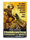 Frankenstein Conquers the World, (AKA Furankenshutain Tai Chitei Kaiju Baragon), 1965