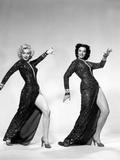 Gentlemen Prefer Blondes, Marilyn Monroe, Jane Russell, 1953
