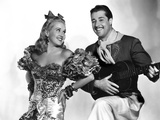 Down Argentine Way, Betty Grable, Don Ameche, 1940
