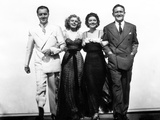 Libeled Lady, William Powell, Jean Harlow, Myrna Loy, Spencer Tracy, 1936