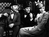 The Adventures Of Sherlock Holmes, Nigel Bruce, Basil Rathbone, Ida Lupino, 1939