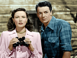 Leave Her To Heaven, Gene Tierney, Cornel Wilde, 1945