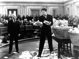 Mr. Smith Goes To Washington, Claude Rains, James Stewart, 1939