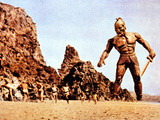 Jason And The Argonauts, Talos, The Bronze Giant, 1963
