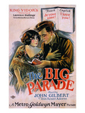 The Big Parade, Renee Adoree, John Gilbert, 1925