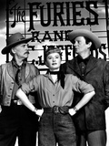 The Furies, Walter Huston, Barbara Stanwyck, Wendell Corey, 1950