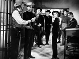 Forty Guns, Dean Jagger, John Ericson, Barry Sullivan, Gene Barry, Barbara Stanwyck, 1957