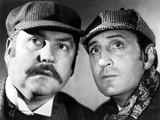The Hound Of The Baskervilles, Nigel Bruce & Basil Rathbone, 1939