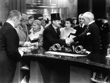 Grand Hotel, Mary Carlisle, Lionel Barrymore, Joan Crawford, Lewis Stone, 1932
