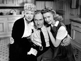 The Miracle Of Morgan's Creek, Betty Hutton, William Demarest, Diana Lynn, 1944