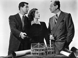 Mr. Blandings Builds His Dream House, Cary Grant, Myrna Loy, Melvyn Douglas, 1948