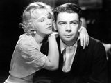 I Am A Fugitive From A Chain Gang, Glenda Farrell, Paul Muni, 1932