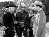 Bar 20, William Boyd, George Reeves, Andy Clyde, Victor Jory, 1943
