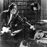 Dr. Jekyll And Mr. Hyde, John Barrymore, Brandon Hurst, 1920