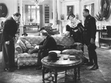 Lady Killer, Olaf Hytten, James Cagney, Harry Beresford, Marjorie Gateson, 1933
