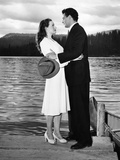 Leave Her To Heaven, Jeanne Crain, Cornel Wilde, 1945