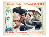 Sadie Thompson, Gloria Swanson, 1928