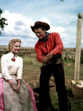Oklahoma, Shirley Jones, Gordon MacRae, 1955