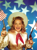 Annie Get Your Gun, Betty Hutton, 1950