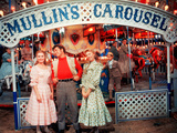 Carousel, Shirley Jones, Gordon MacRae, Barbara Ruick, 1956