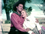 Oklahoma!, Gordon MacRae, Shirley Jones, 1955