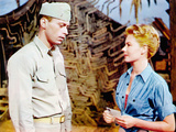 South Pacific, John Kerr, Mitzi Gaynor, 1958