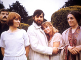 Women In Love, Oliver Reed, Glenda Jackson, Alan Bates, Jennie Linden, Eleanor Bron, 1969
