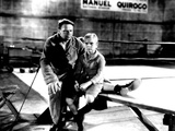 The Champ, Wallace Beery, Jackie Cooper, 1931