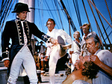 Mutiny On The Bounty, Marlon Brando, Trevor Howard, Gordon Jackson, Richard Harris, 1962