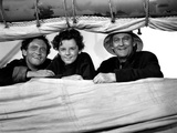 Captains Courageous, Spencer Tracy, Freddie Bartholomew, Lionel Barrymore, 1937