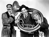A Day At The Races, Groucho Marx, Chico Marx, Harpo Marx, 1937