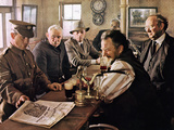 Ryan's Daughter, Barry Jackson, Trevor Howard, Leo McKern, Robert Mitchum, 1970