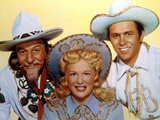 Annie Get Your Gun, Louis Calhern, Betty Hutton, Howard Keel, 1950